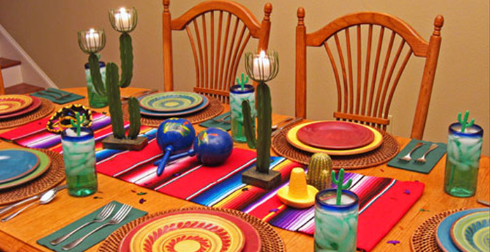 decoration mexicaine